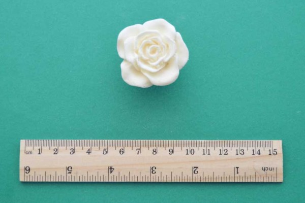 Rose Handle Knob Pull