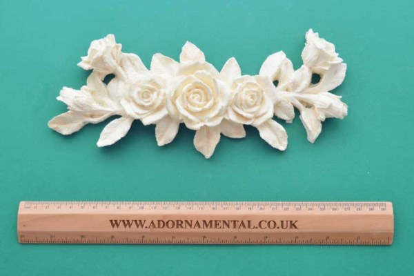 Rose Bouquet Centrepiece Moulding