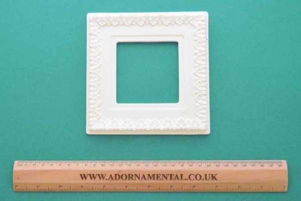 Leaf Trim Finger Plate