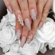 cute gel nails design