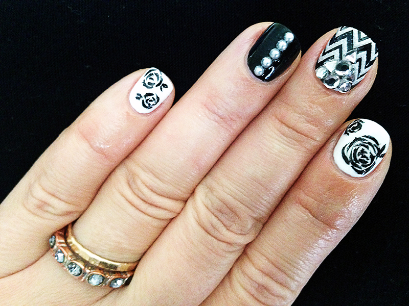 Polish Lacquer Chic Nail Styles