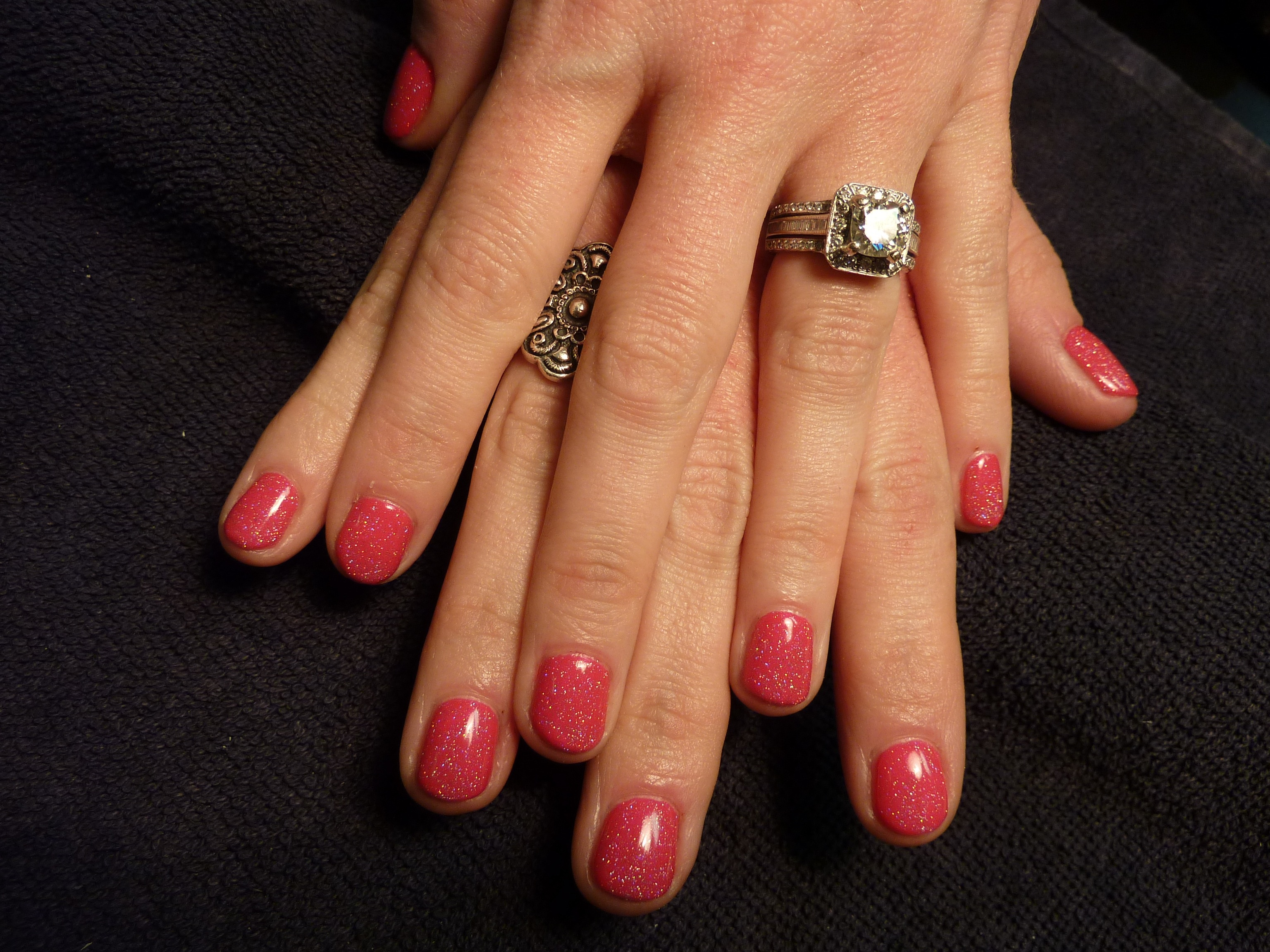 Becky Gossip And Vegas Nights Gelish Gel Polish