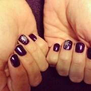 fun christmas nails - chic nail