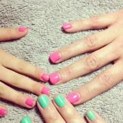 salon quality nails home