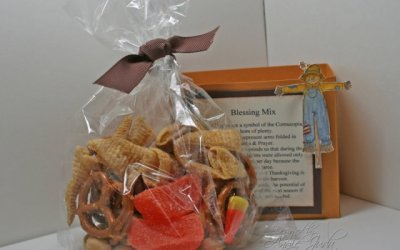Blessing Mix Ingredients