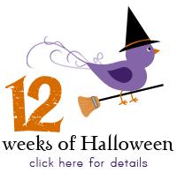 12 Weeks of Halloween