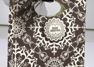 Stampin Up 12 Days of Christmas #4 2012