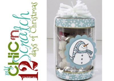 Stampin' Up! 12 Days of Christmas #8 2012