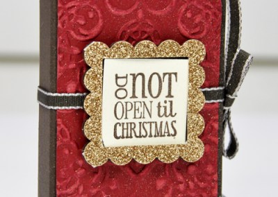 Stampin' Up! 12 Days of Christmas #5 2012