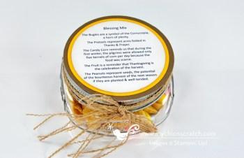Blessing Mix Jar