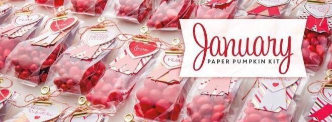 january paperpumpkin