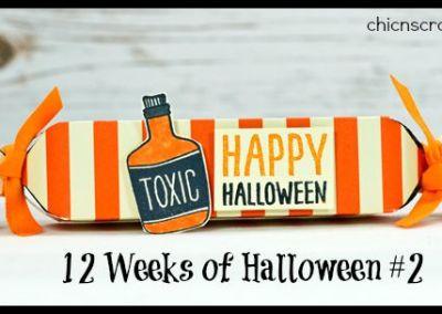 12 Weeks of Halloween 2015 Week 2