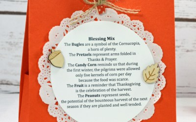 Blessing Mix 2015