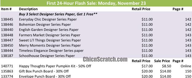 Monday-Flash-Sale