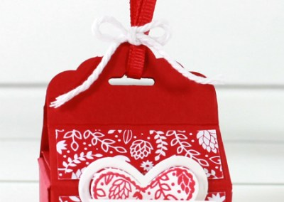 Valentine Box on Facebook Live