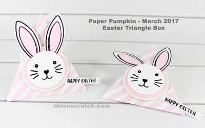 Easter Triangle Box