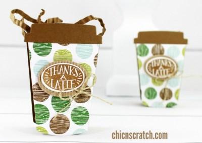 Coffee Cafe Box