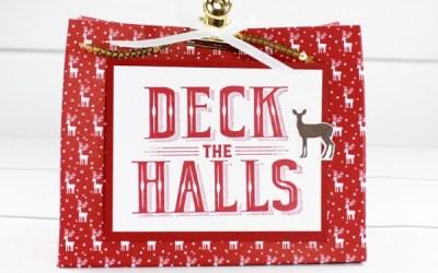 Carols of Christmas Bag