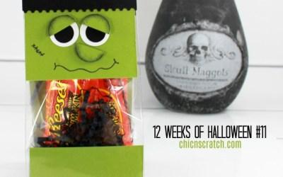 12 Weeks of Halloween 2017 Week 11