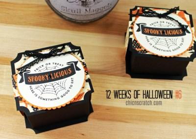 12 Weeks of Halloween 2017 Week 6