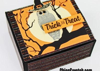 Facebook Friday 32 – Halloween Box