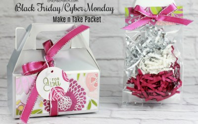Stampin' Up! Black Friday Special