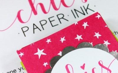 Chics Paper Ink
