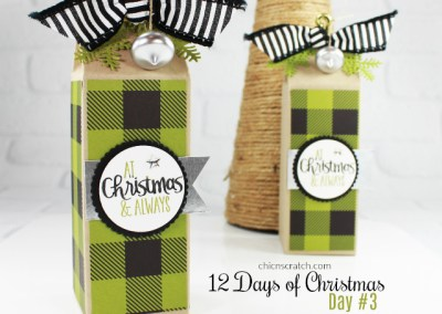 12 Days of Christmas 2017 Day 3