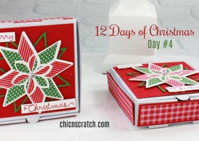 12 Days of Christmas 2017 Day 4