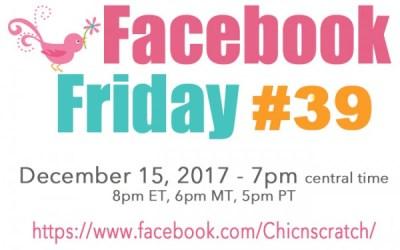 Facebook Friday #39