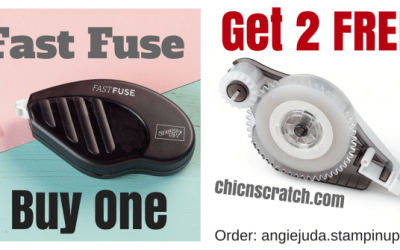 Fast Fuse and Refills While Supplies Last