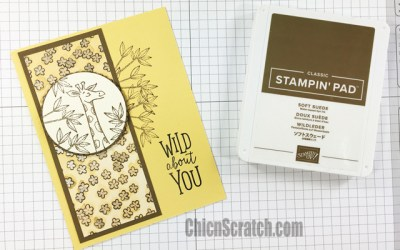 Animal Outing Wild About You Card