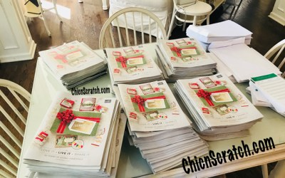 Mailing Holiday Catalogs