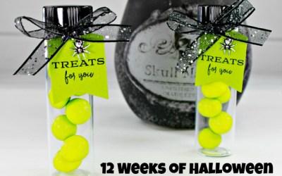 12 Weeks of Halloween 2018 Week 5