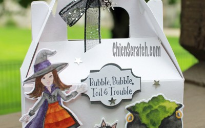 Cauldron Bubble Gable Box