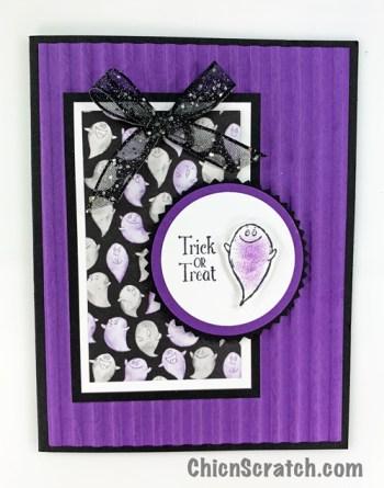 Cauldron Bubble Stamp Kit – Card 3