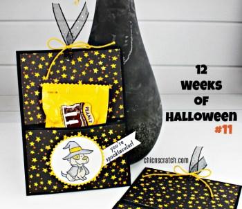 12 Weeks of Halloween 2018 Week 11
