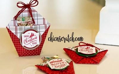 Gift Card Holder or Treat Pocket