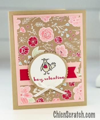 All My Love Valentine Card