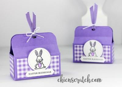 Best Bunny Mini Tote