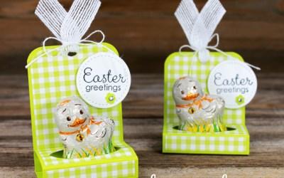 Little Chicks Easter Box
