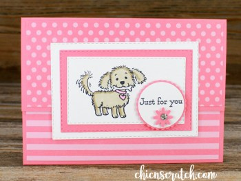 Bella and Friends Just For You Card
