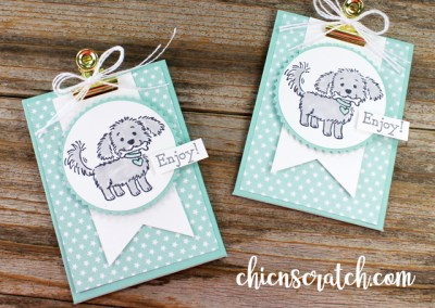 Simple Gift Card Holder