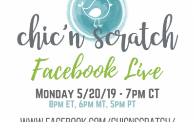 Facebook Live Tonight May 20th