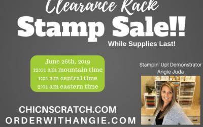 Stamp Set Sale
