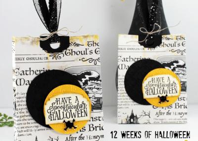 12 Weeks of Halloween 2019 Week 2