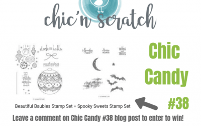 Chic Candy 38 & Facebook Live