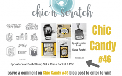 Chic Candy 46 + Facebook Live