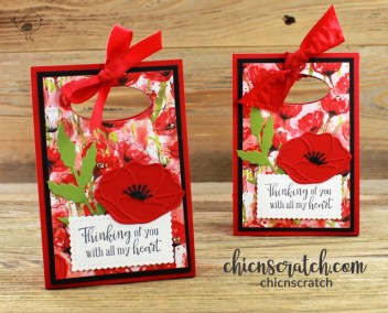 Peaceful Poppies Gift Box