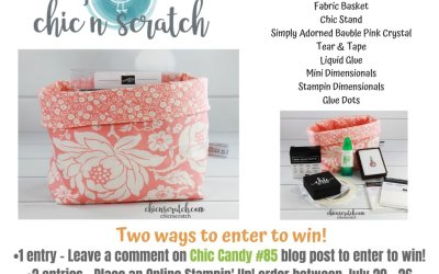 Chic Candy 85